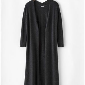 BRAND NEW CASHMERE DUSTER !😊❤️💕
